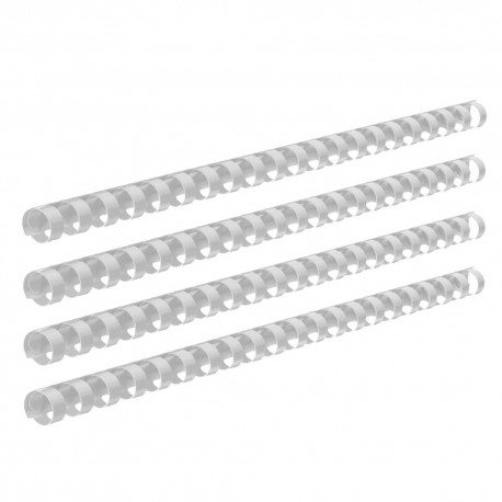 Inele plastic indosariere 10 mm, set 100 Ecada W