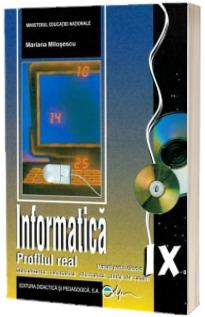 Informatica IX- profil real C++