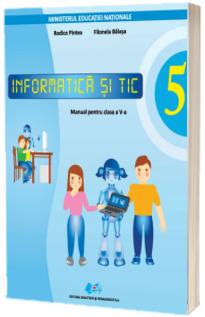 Informatica si TIC, manual pentru clasa a V-a