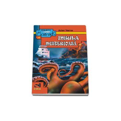 Insula misterioasa - Jules Verne (roman)