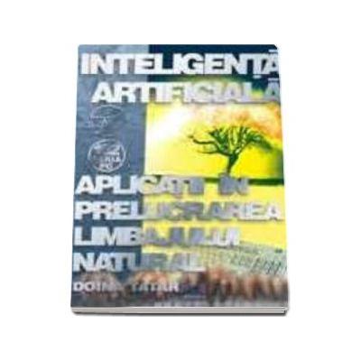 Inteligenta artificiala - Aplicatii in prelucrarea limbajului natural