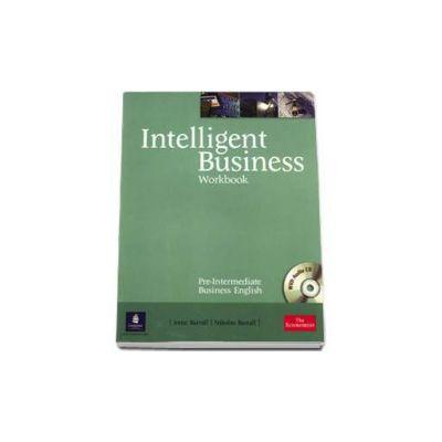 Intelligent Business Pre-Intermediate Coursebook (Irene Barrall)