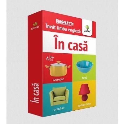 Invat limba engleza - In casa (Carduri)