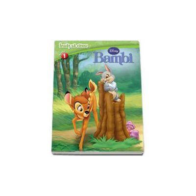 Invat sa citesc Bambi - Nivelul 1