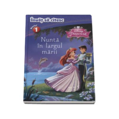 Invat sa citesc - Mica sirena, Nunta in largul marii - Nivelul 1