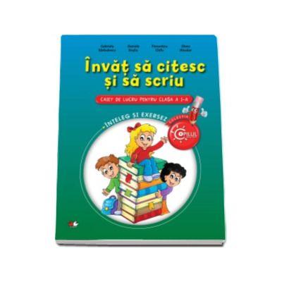 Invat sa citesc si sa scriu. Caiet de lucru pentru clasa I - Gabriela Barbulescu