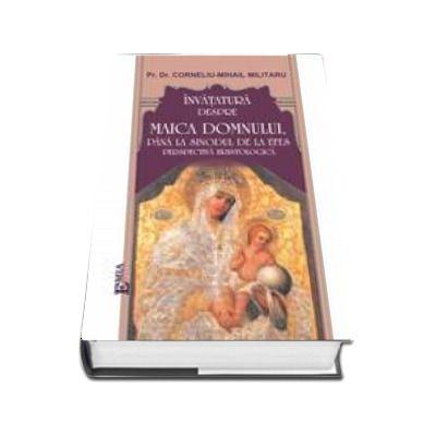 Invatatura despre Maica Domnului pana la Sinodul de la Efes