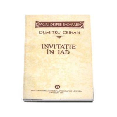 Invitatie in iad - Crihan Dumitru