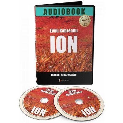 Ion. Audiobook