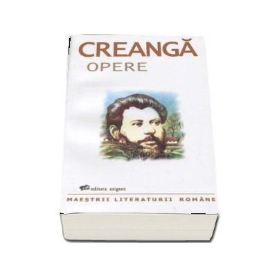Ion Creanga. Opere
