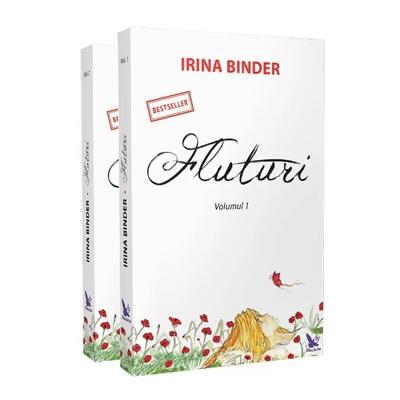 Irina Binder - Fluturi, volumele I si II. Editie revizuita