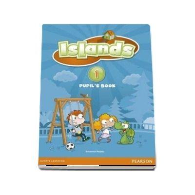 Islands Level 1. Pupils Book plus pin code