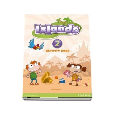 Islands Level 2 Activity Book Plus Pin Code - Susannah Malpas