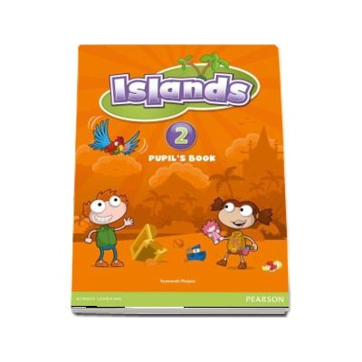 Islands Level 2 Pupils Book Plus Pin Code - Susannah Malpas