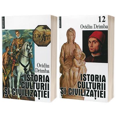 Istoria culturii si civilizatiei. Volumele 12 si 13. Editie definitiva