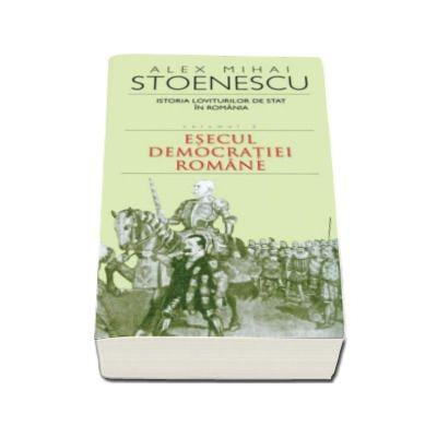 Istoria loviturilor de stat in Romania - Volumul II (Carte de buzunar)