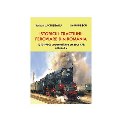 Istoricul tractiunii feroviare din Romania - 1919-1990: Locomotivele cu abur CFR