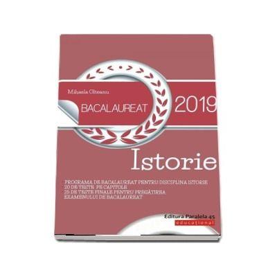 Istorie Bacalaureat 2019