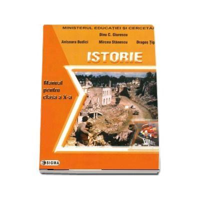 Istorie, manual clasa a X-a - Dinu C. Giurescu