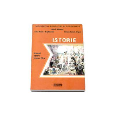 Istorie manual pentru clasa a IV-a (Coordonator, Dinu C. Giurescu)