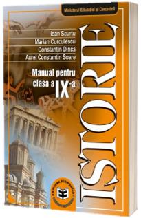 Istorie. Manual pentru clasa a IX-a (Ioan Scurtu)