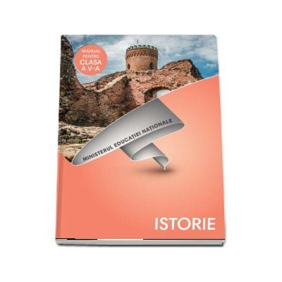 Istorie, manual pentru clasa a V-a - Carmen Tomescu si Elvira Rotundu (Contine si editia digitala)