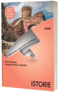 Istorie, manual pentru clasa a V-a - Carmen Tomescu si Elvira Rotundu