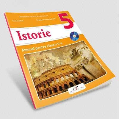 Istorie, manual pentru clasa a V-a - Stan Stoica (Contine editia digitala)