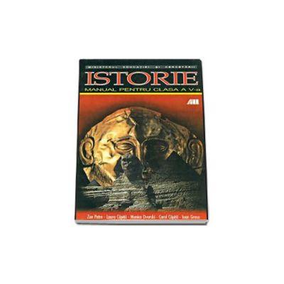 Istorie. Manual pentru clasa a V-a Zoe