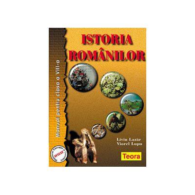 Istorie. Manual pentru clasa a VIII-a, Liviu Lazar