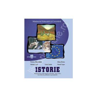 Manual de istorie pentru clasa a XI-a