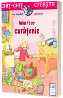 Iulia face curatenie