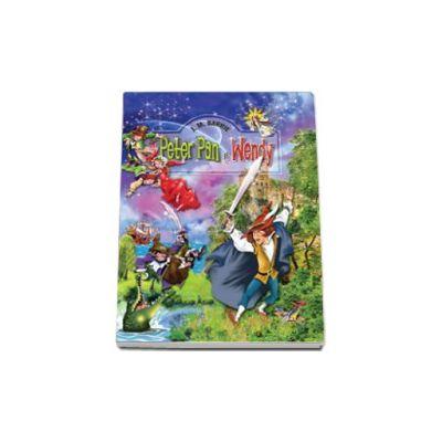 J. M. Barrie - Peter Pan si Wendy