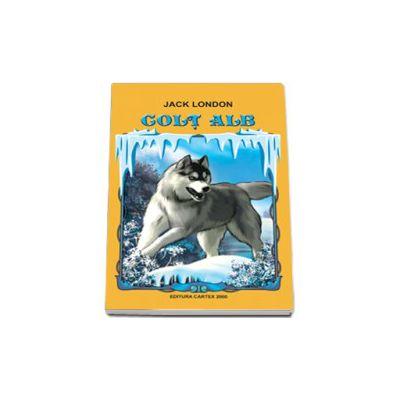 Jack London, Colt Alb - Contine Schita biografica