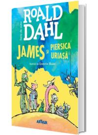 James si piersica uriasa, editie hardcover