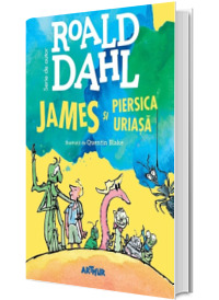 James si piersica uriasa, format mare, hardcover