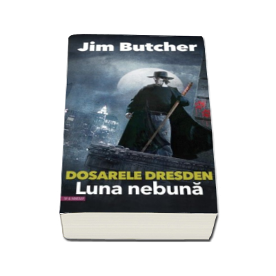 Jim Butcher - Luna nebuna (Seria Dosarele Dresden)
