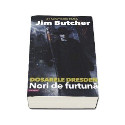 Jim Butcher - Nori de furtuna (Seria Dosarele Dresden)