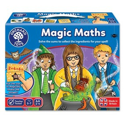 Joc educativ Magia Matematicii MAGIC MATH