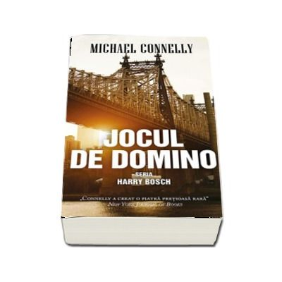 Jocul de domino - Michael Connelly (Seria Harry Bosch)