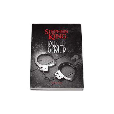Jocul lui Gerald - Stephen King (Editie paperback)