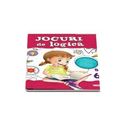 Jocuri de logica - rosu (carte cu imagini)
