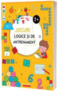 Jocuri logice si de antrenament (7 ani  )