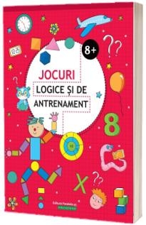 Jocuri logice si de antrenament (8 ani  )
