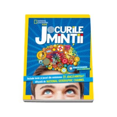 Jocurile mintii - Include teste si jocuri din emisiunea Iti joaca mintea ? Difuzata de National Geographic Channel