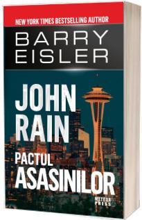 John Rain. Pactul asasinilor