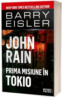 John Rain. Prima Misiune In Tokio