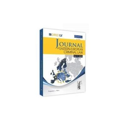 Journal Of Eastern European Criminal Law Issue 1/2018