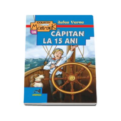 Jules Verne - Capitan la 15 ani (numarul 14)