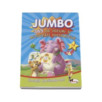 Jumbo - 365 de jocuri si activitati distractive
